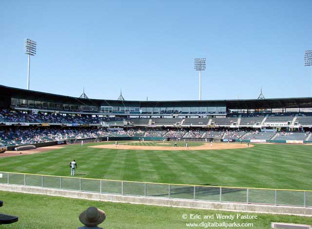 Albuquerque Isotopes at Salt Lake Bees