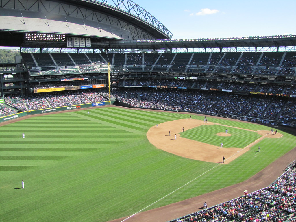 Seattle Mariners at Cleveland Indians