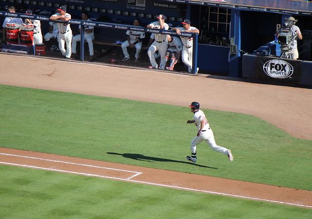 Atlanta Braves at Philadelphia Phillies