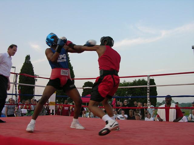 4 Champs Boxing