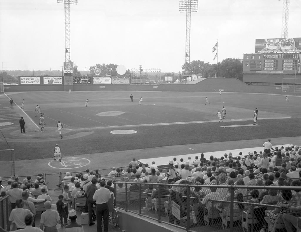 Kansas City Royals at Oakland Athletics