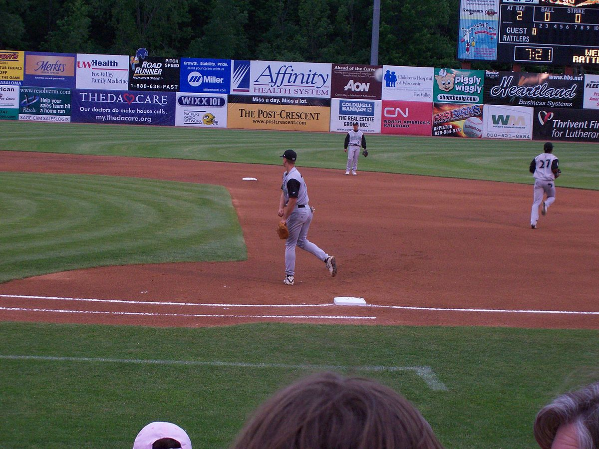 Wisconsin Timber Rattlers at South Bend Cubs