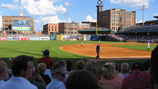 Columbus Clippers at Iowa Cubs
