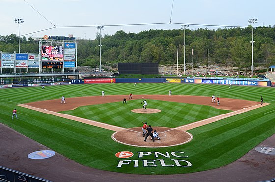 Indianapolis Indians at Nashville Sounds